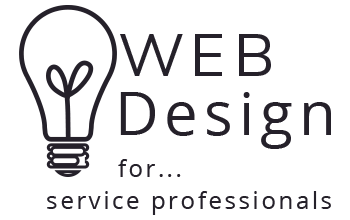 Webdesign for service professionals